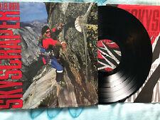 DAVID LEE ROTH - SKYSCRAPER - GERMAN WB  - LP
