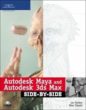 Autodesk Maya and Autodesk 3ds Max Side-by-Side