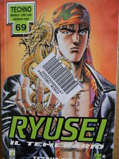 RYUSEI Il temerario - Tetsuo Hara n°69 (3) 2000 ed. Star Comics [G.236]