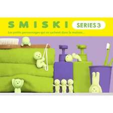 Smiski Series 3 Glow In The Dark Figurine/Mini Figure Collectable