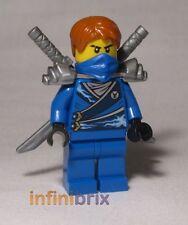 LEGO Jay + tracolla Armour da Set 70728 BATTAGLIA PER NINJAGO CITY NINJA njo103