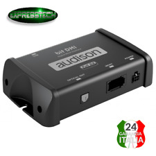 Connection SLI 4 Interfaccia Adattatore Booster Pre Out RCA 4 Canali by Audison