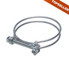 Drahtschlauchschelle  Schlauchschelle Klemme Spiralschlauchklemme 50 - 55 mm