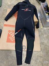 Aqualung SolAfx Men's Size Medium Semi-dry 8/7mm Wetsuit