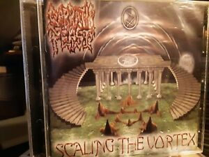SABBATIC FEAST Scaling Vortex Death Metal Disgorge Dissection Carnal Rare 1999!