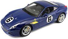1 18 Bburago Ferrari California T The Sunoco Blue