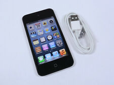Apple iPod Touch 8GB 4th Gen Generation Black MP3 WARRANTY