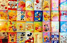 DISNEY Fotoalbum für 200 Fotos 10x15 Winnie Pooh Minnie Mickey Mouse 32 Designs