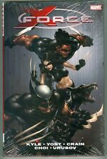 X-Force Vol 1 HC Kyle Yost Crain Choi Urusov New Free Ship!