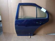 VW Bora Tür Türen hinten links Blau Limo Limousine 227