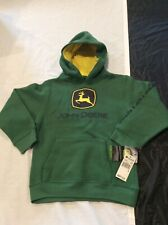 Kids John Deere coat jacket softshell age 13-14
