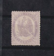 1868 telegraph stamp,yv.tel 8        D648