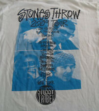 Stones Throw 2009 Tour T Shirt Stussy Tribe Dam Funk Mayer Hawthorne James Pants