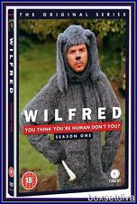 WILFRED - THE ORIGINAL AUSTRALIAN - COMPLETE SEASON 1 **BRAND NEW DVD **