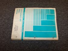 1988 Toyota Truck Air Conditioning AC Shop Service Installation Manual 2.4L