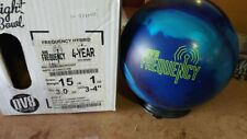 NEW 15lb DV8 Frequency Bowling Ball Brand 31043