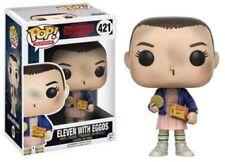 Stranger Things - Eleven (Eggos) - Funko Pop! Television (2017, Toy NUEVO)