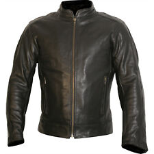 Buffalo Navigator Leather Motorcycle Jacket Cruiser Motorbike Thermal CE Armour 44