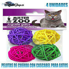 Gatito Toy Play Ball Pet Animal Diversión Tubo de campana Acogedor Gato Túnel 55 X 25 Cm