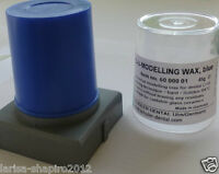 Schuler Dental Lab Modelling Wax Blue 45 gr