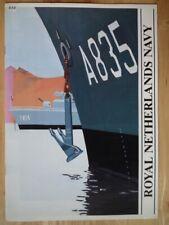 Royal Netherlands Navy *1990, Very Good Paperback*