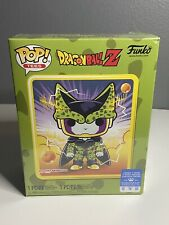 Funko Pop! and Tee! Dragonball Z X-Large Tshirt Vinyl Figurine Perfect Cell New