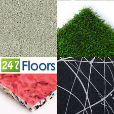 Samples - Check Out Our Carpet, Vinyl Flooring, Underlay or Artificial Grass