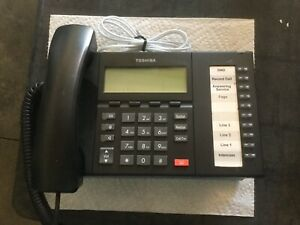 Toshiba DP5022-SDM 10-Button Digital Business Display Speaker Phone