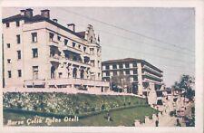 TURKEY Bursa Brousse Celik Pales Oteli 1940s PC