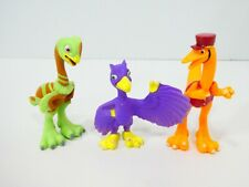 Dinosaur Train Learning Curve (2010) Mr. Conductor, Keenan & Mikey Figure Set
