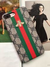 Luxury famous deluxe CLASSIC FLOWER hard back cover case for iphone 7 8 plus GG8