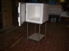 Cabinet freezer, blast freezer 8 cubic foot, for food or pharmaceutical use.