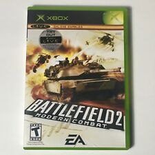 Battlefield 2 Modern Combat Xbox Great Condition (No Manual)