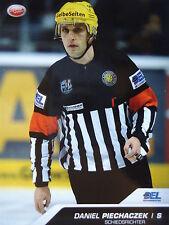 074 Daniel Piechaczek Schiedsrichter DEL 2009-10