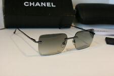 authentique lunettes de soleil chanel comme neuves