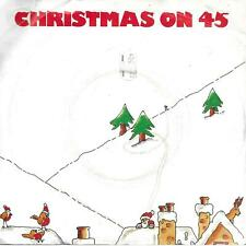 """Holly And The Ivy's Christmas On 45 UK 45 7"""" single +Picture Sleeve"""