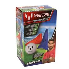 Messi Fußball Training System Kegel Set Hütchen Pylonen Trainingsset mit Ball