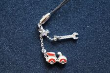Swarovski Crystal Scooter Charm 933619 Authentic MIB
