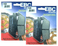2x sets of EBC FA226 Front Brake pads for Honda CB CB600 Hornet     1998-13