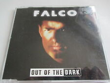"""Maxi CD FALCO """"Out Of The Dark (Into The Light), Der Kommissar 2000, EMI, 1998"""