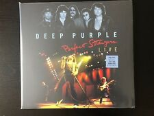 Deep Purple - Perfect Strangers Live 2 LPs (Vinyl), 2CDs, DVD Set