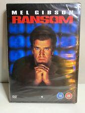 Ransom DVD | (Mel Gibson) (1996) Brand New Sealed