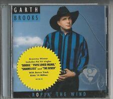 "GARTH BROOKS ""Ropin` the Wind""  - CD 2000/USA NEU & OVP"