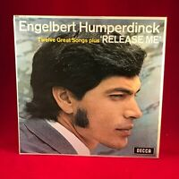 ENGELBERT HUMPERDINCK Release Me 1967 UK vinyl LP EXCELLENT CONDITION #