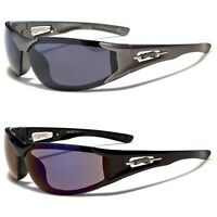 Motorcycle Choppers Mens Sport Wrap Sunglasses New Bikers Shades