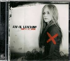 CD ALBUM 12 TITRES--AVRIL LAVIGNE--UNDER MY SKIN--2004