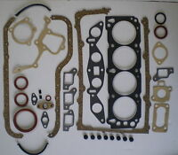 FULL ENGINE HEAD GASKET SET FORD CAPRI SIERRA TRANSIT PINTO OHC 1.6 1983-93 VRS