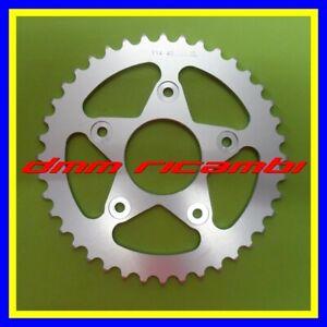 Corona PBR Ergal Z-50 APRILIA RS 125 92>05 RS125 modifica passo 520 a 415