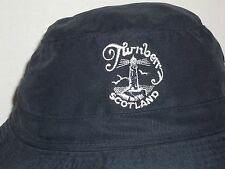 Vintage TURNBERRY Scotland Blue Bucket Hat  Hat  Sz L - LX Excellent