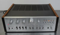 Vintage Hifi Amp - Seltener Sanyo DCA 650 Stereo Amplifier Verstärker 1970er